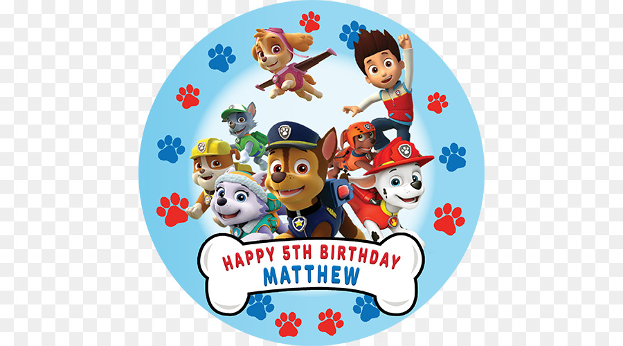 Paw Patrol Background png download.