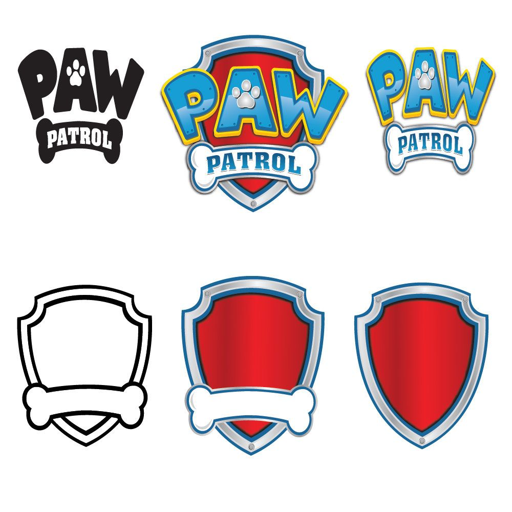1000x1000 Paw patrol svg, Paw patrol Clipart, cartoon svg.