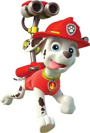 Paw Patrol Clipart Marshall 20 Free Cliparts Download