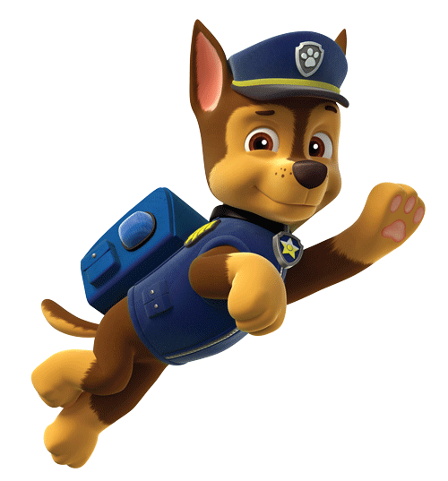 Chase Paw Patrol Clipart Png 11.