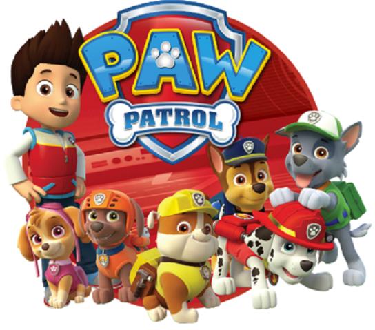 Paw Patrol PNG HD Transparent Paw Patrol HD.PNG Images.