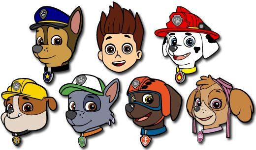 Pin by Julie Provost on Paw Patrol Party.