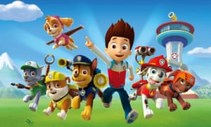 Paw Patrol: the megalomaniacal kids\' TV show that\'s ruining.