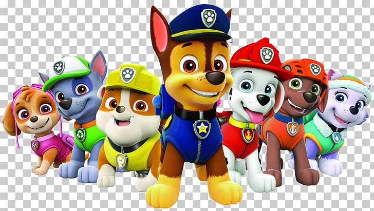 Patrol Dog Iron.