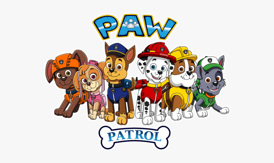 Paw Patrol Png Printable.