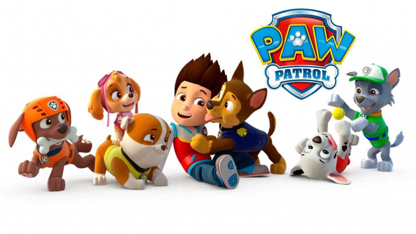 Paw Patrol Clipart Free.