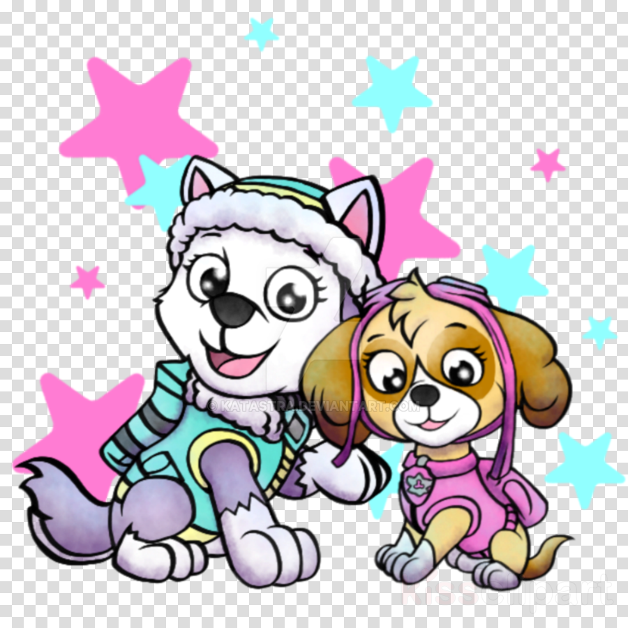 Download Paw Patrol Girls Clip Art Clipart Puppy Decorative.