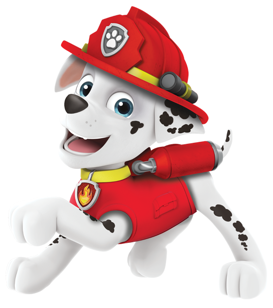 Marshall Paw Patrol Png Clipart 4.