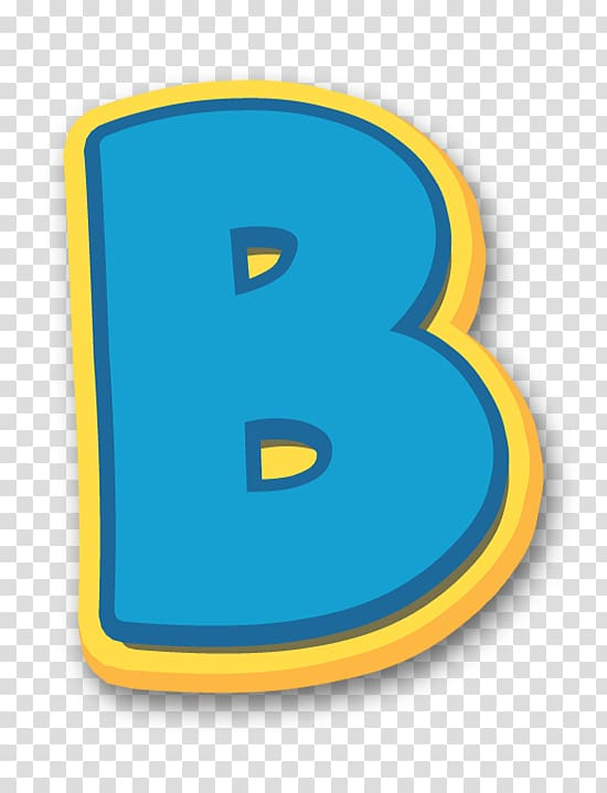 Blue and yellow letter B illustration, Patrol Coat of arms.
