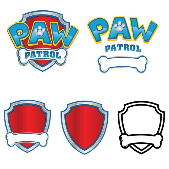 Paw Patrol Logo Png (110+ images in Collection) Page 1.