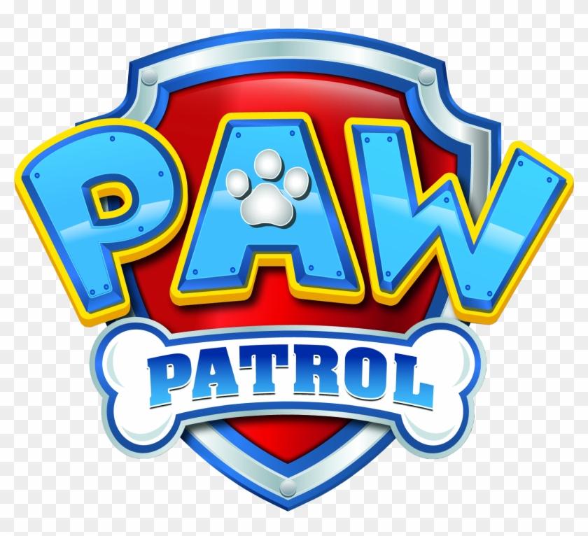 Paw Patrol Logo.