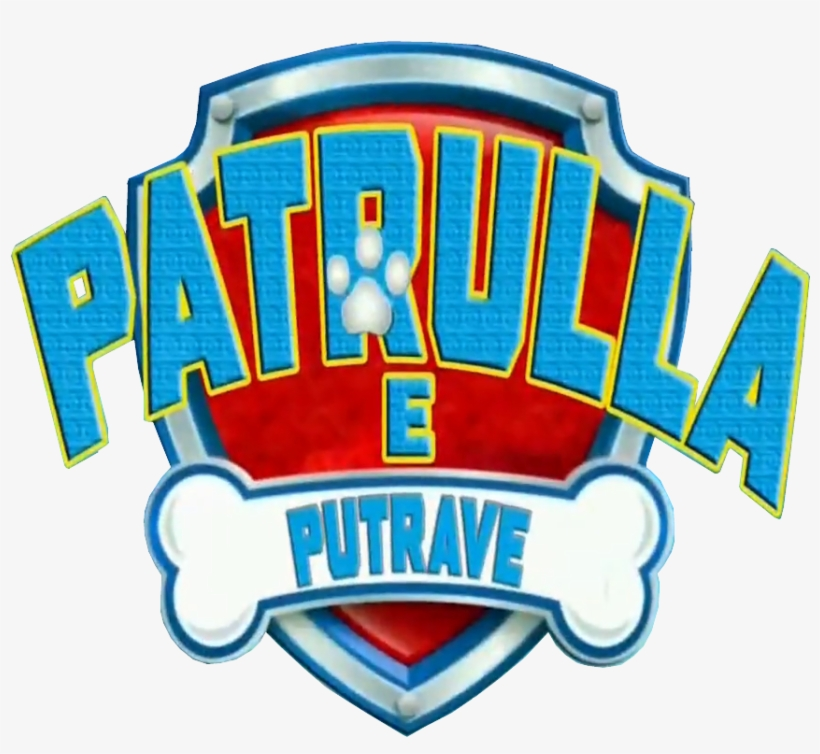Logo Paw Patrol Png.
