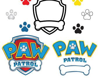 3092 Paw Patrol free clipart.
