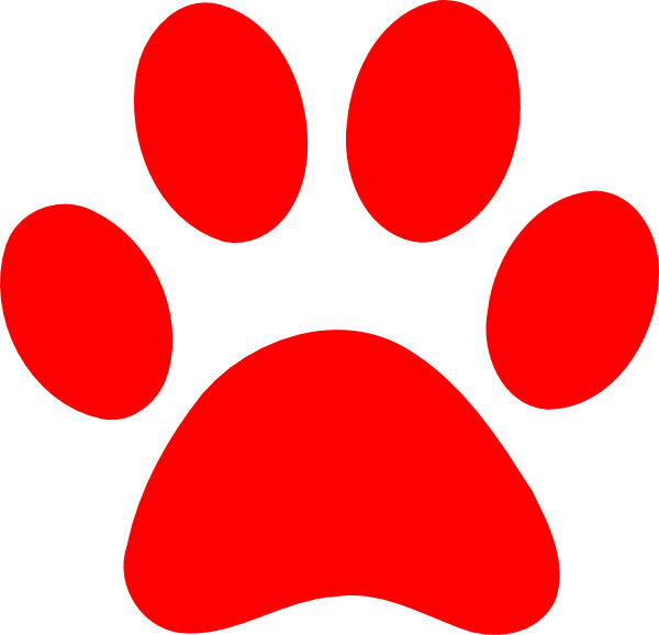 paw print images.