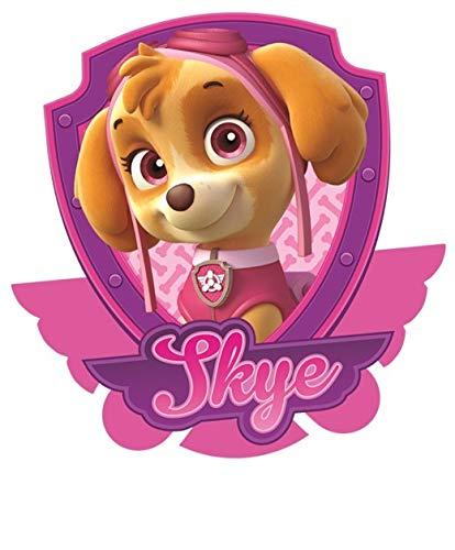 Amazon.com: 5 Inch Skye Paw Patrol Pup Wall Decal Sticker.