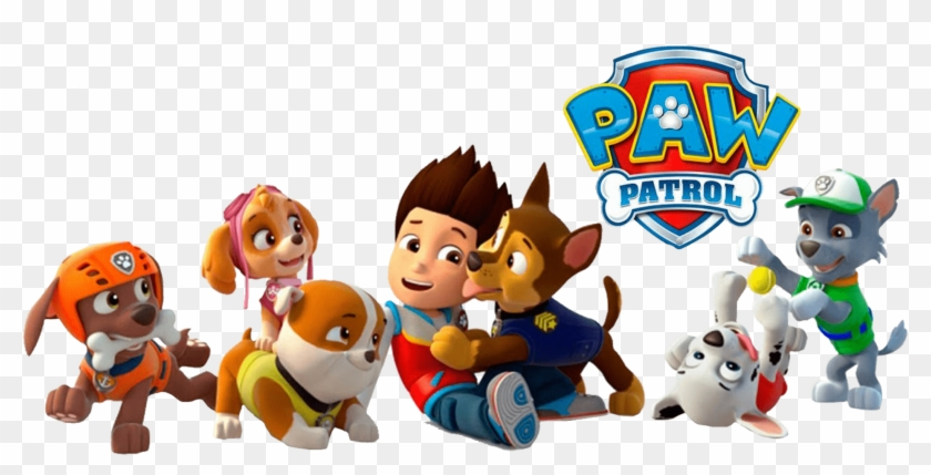 Ryder With Chase Paw Patrol Clipart Png.