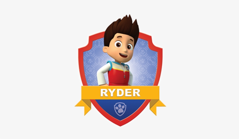 Ryder Paw Patrol Characters.