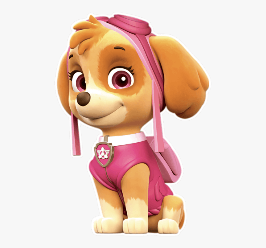 Transparent Paw Patrol Characters Png.
