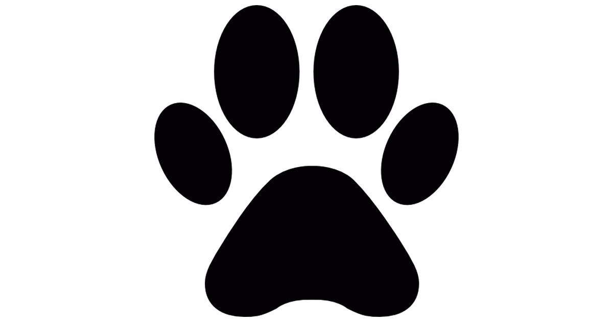 Dog Paw.