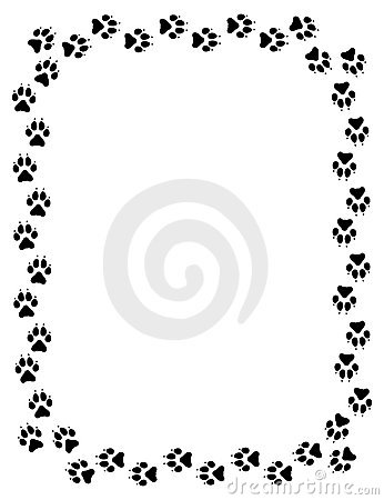 paw print clipart border 20 free Cliparts | Download images