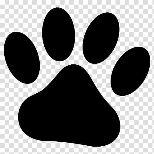 Paw print illustration, Dog Paw , paws transparent.