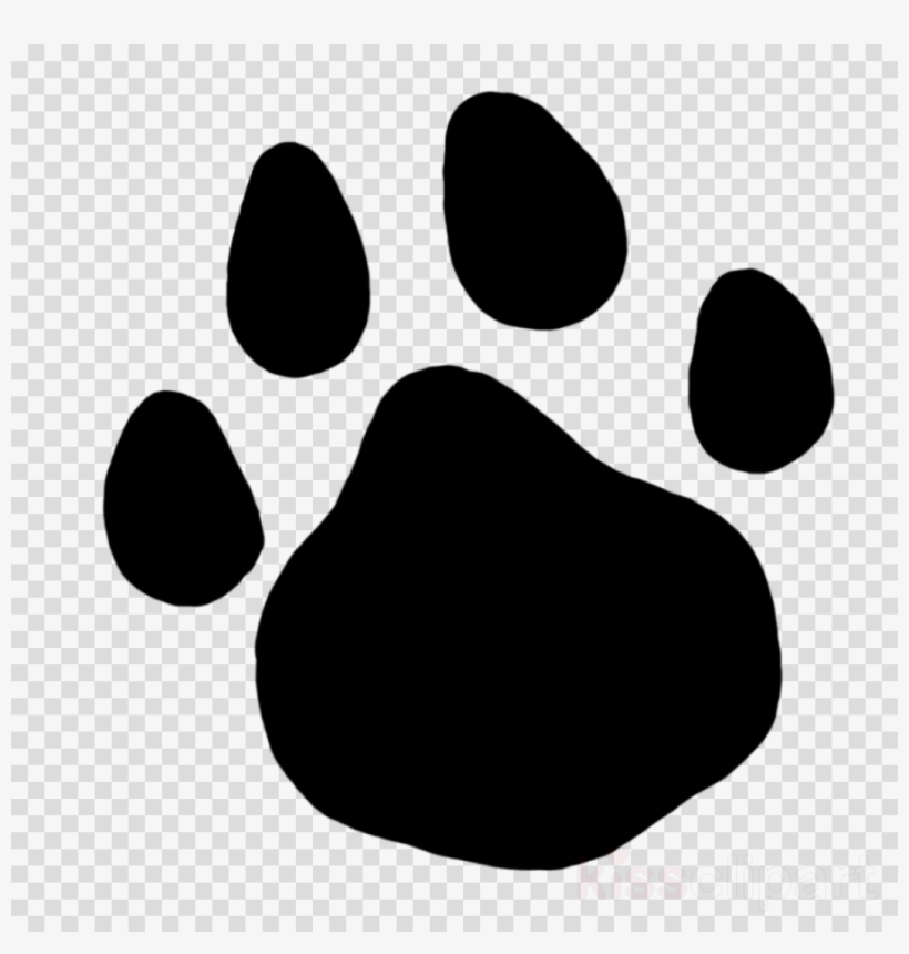 Cat Paw Print Png Clipart Cat Dog Paw.
