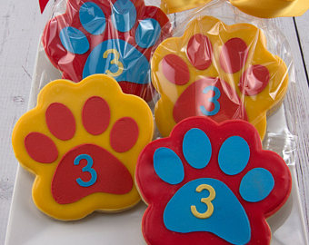 Deliciously Fun & Fresh Hand Decorated Sugar Cookies by TSCookies.