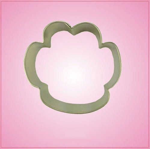 Paw Print Cookie Cutter 2.