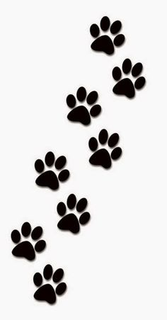 Dog paw print Clip Art Royalty Free. 555 dog paw print clipart.