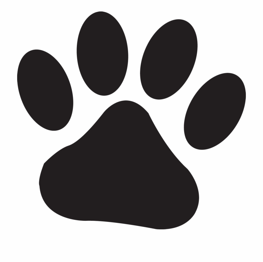 Animals For Dog Paw Print Png.