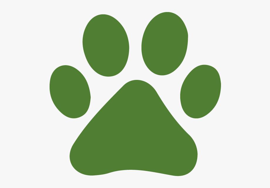 Dog Paw Clipart Transparent.