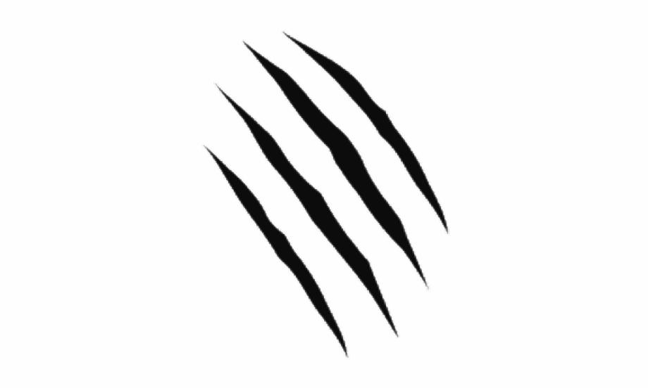 Claw Scratch Clipart Transparent.