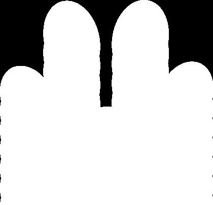 File:White paw print.png.