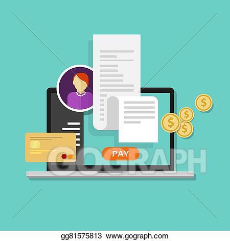 Bills clipart bill payment, Bills bill payment Transparent.