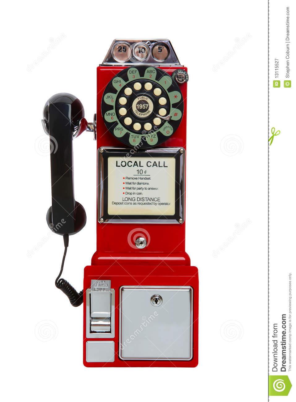 Pay Telephone Clip Art.