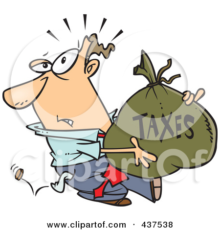 Tax Money Clipart.