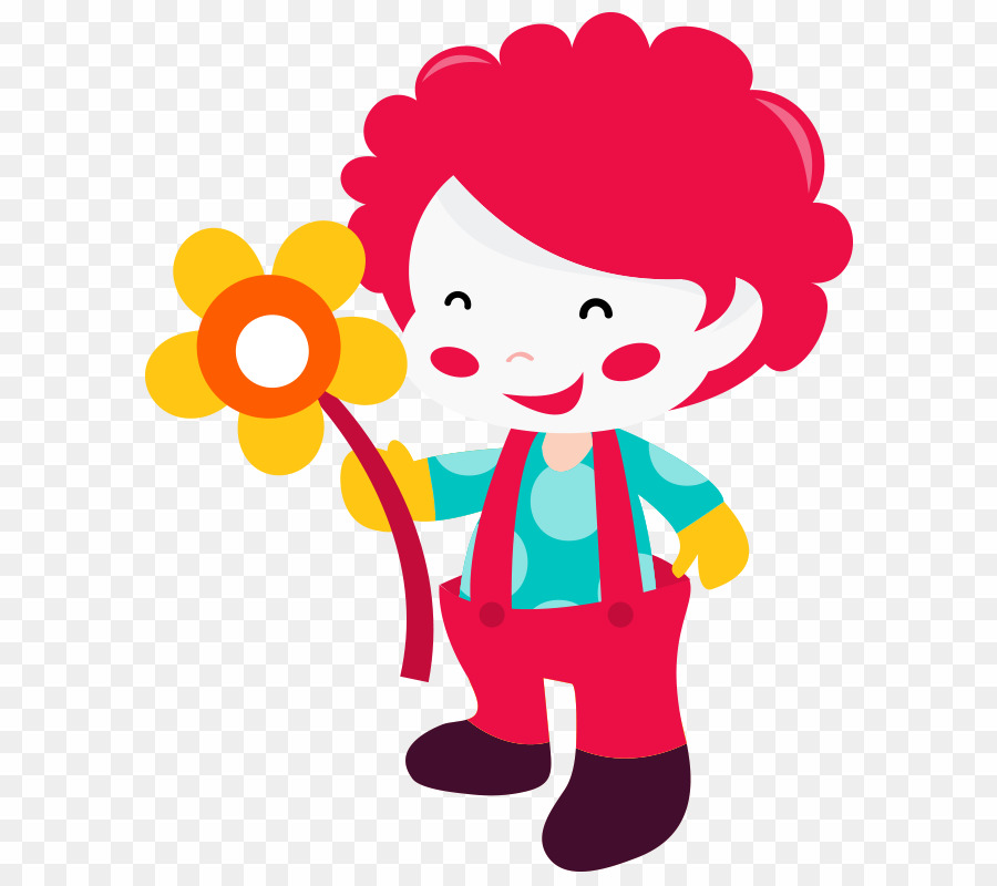 Payaso PNG Vector Clown Drawing Clipart download.