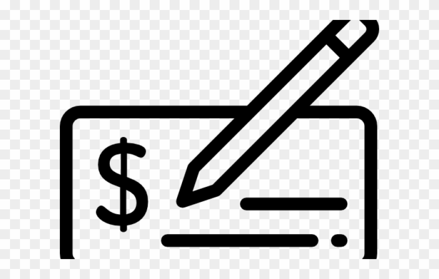 Paycheck Icon Clipart (#155538).