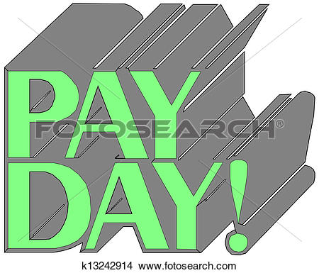 Pay day Clipart Vector Graphics. 1,014 pay day EPS clip art vector.