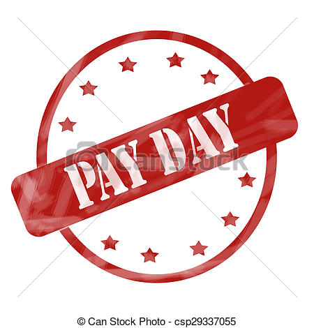 Pay Day Clip Art.