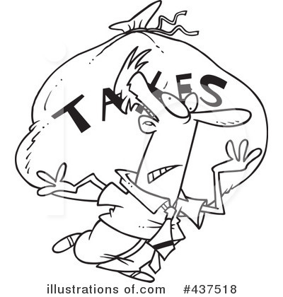 Irs Agent Clipart.