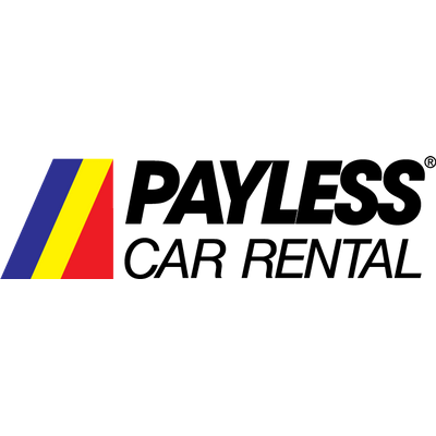 Payless Car Rental Logo transparent PNG.