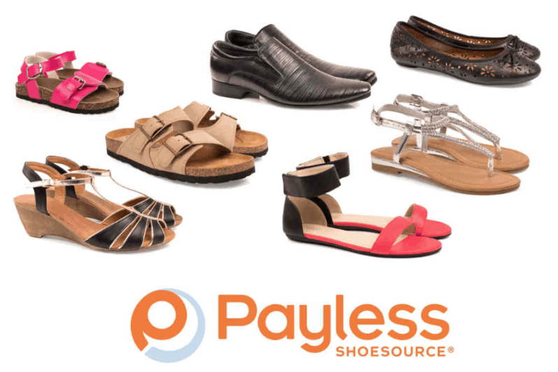 Payless Shoes.