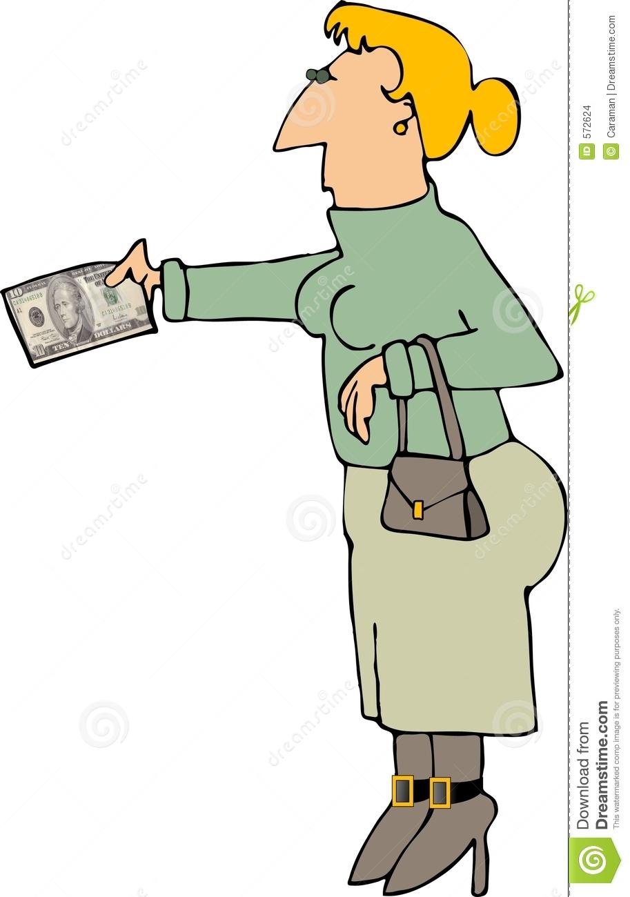Online bill payment clipart.