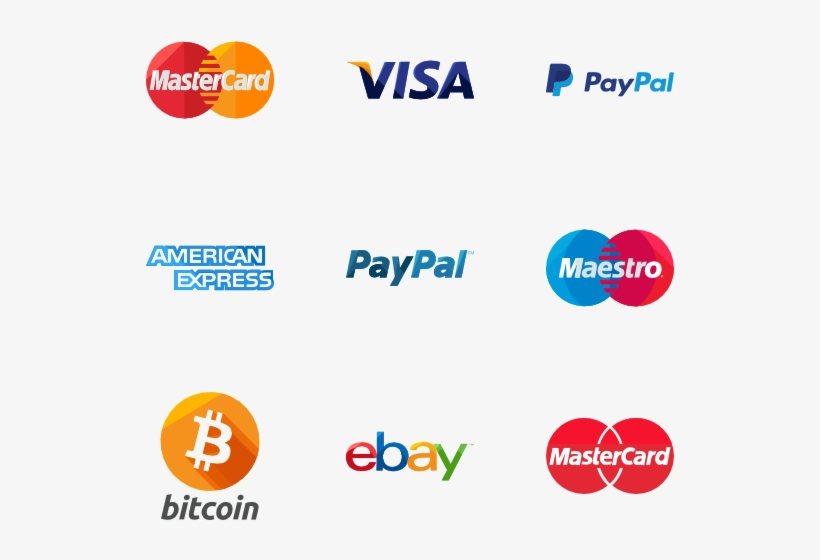 Payment Method 47 Icons.