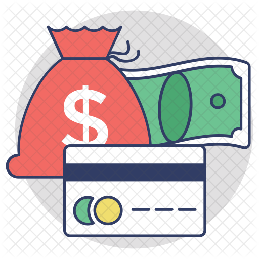 Payment Methods Icon.