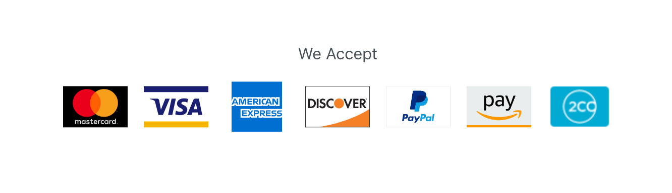 Use SVG images for payment icons at checkout · Issue #6865.