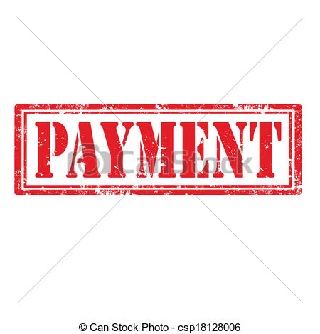 Vector Clipart of Payment.