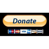 PayPal Donate Button PNG Transparent Images 9.