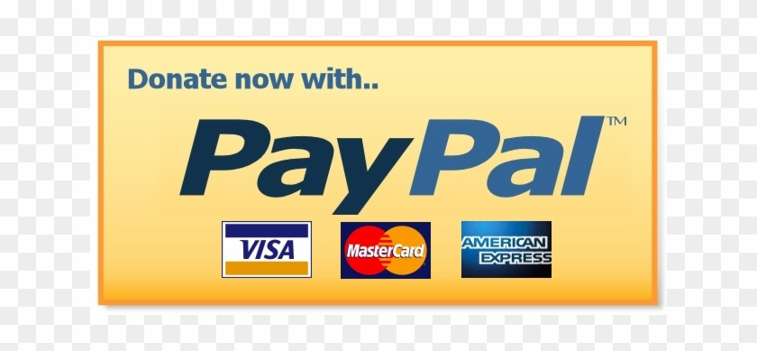 Paypal Donate Button, HD Png Download (#4457087).